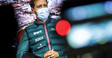 Sebastian Vettel fährt für das Team Aston Martin in der Formel 1. Foto: Joao Filipe/Pool DPPI/AP/dpa