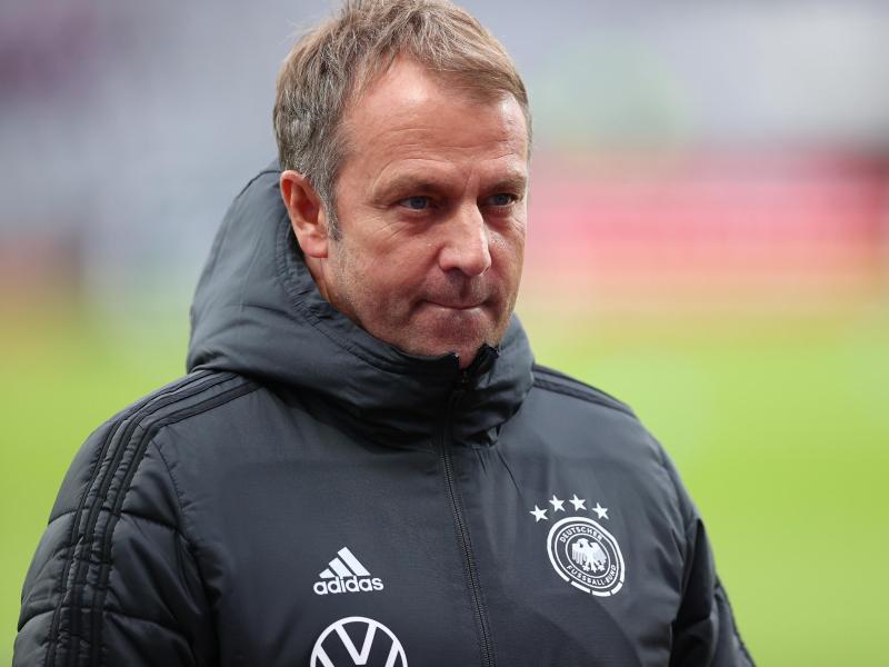 Der Nachfolger von Joachim Löw als Bundestrainer: Hansi Flick. Foto: Christian Charisius/dpa