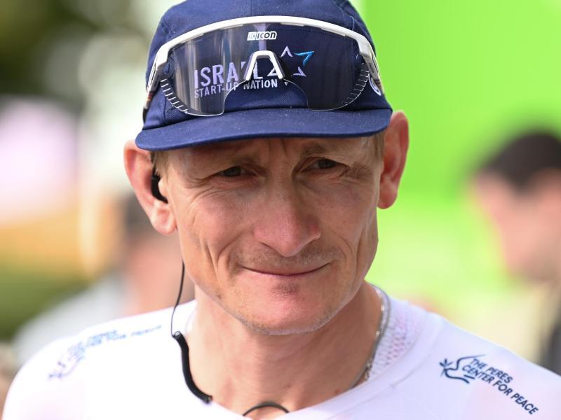Beendete seine Karriere als Radprofi: André Greipel. Foto: Arne Dedert/dpa