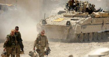 Rund 20 Jahre dauerte der Einsatz deutscher Soldaten und Entwicklungshelfer in Afghanistan. Foto: picture alliance / dpa