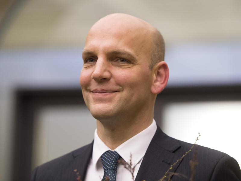 Der deutsche Chemiker Benjamin List wird mit dem Nobelpreis ausgezeichnet. (Archivbild von 2016). Foto: picture alliance / dpa