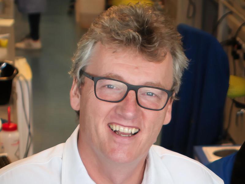 David MacMillan wird mit dem Chemie-Nobelpreis ausgezeichnet. Foto: Todd Reichart/Princeton University, Department of Chemistry/dpa