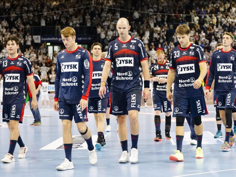 Die Flensburger sind im Pokal bereits ausgeschieden. Foto: Frank Molter/dpa