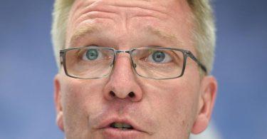 Dirk Schimmelpfennig, Vorstand Leistungssport des Deutschen Olympischen Sportbundes. Foto: picture alliance / Arne Dedert/dpa