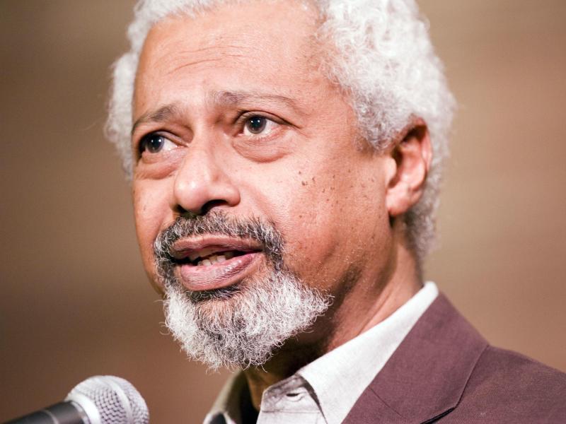 Der Literaturnobelpreis geht in diesem Jahr an den tansanischen Schriftsteller Abdulrazak Gurnah. Foto: Jerzy Dabrowski/ONS/ZUMAPRESS/dpa