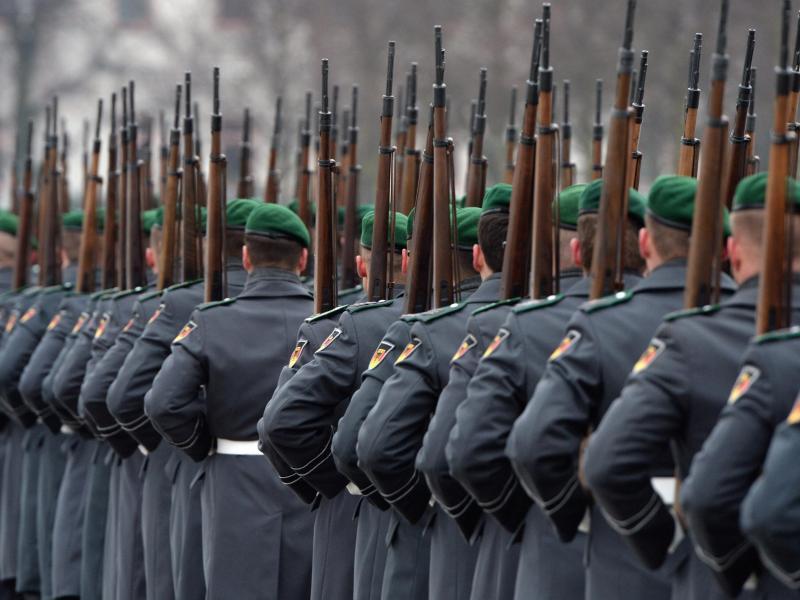 Das Wachbataillon der Bundeswehr. Das Verteidigungsministerium prüft nun erneuten Extremismusverdacht in einer Kompanie. Foto: picture alliance / dpa