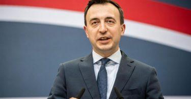 Paul Ziemiak will mit den Gliederungen seiner Partei über Wege aus der Krise beraten. Foto: Michael Kappeler/dpa