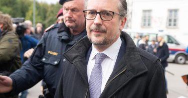 Alexander Schallenberg ist neuer Bundeskanzler Österreichs. Foto: Georg Hochmuth/APA/dpa