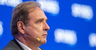 Steht bei Hertha BSC vor dem Abgang: Geschäftsführer Carsten Schmidt. Foto: David Inderlied/dpa