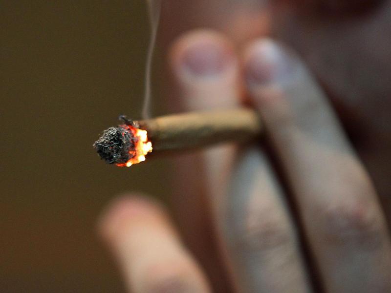 Die Debatte über eine Legalisierung von Cannabis in Deutschland nimmt Fahrt auf. Foto: Oliver Berg/dpa