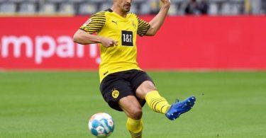 Dortmunds Abwehrchef Mats Hummels bewertete den Saisonstart seiner Borussia unlängst mit der Note 2. Foto: Bernd Thissen/dpa