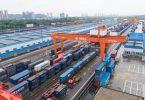Die zweitgrößte Volkswirtschaft wuchs im dritten Quartal um 4,9 Prozent im Vorjahresvergleich. Foto: Chen Sihan/XinHua/dpa
