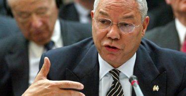 Der ehemalige US-Außenminister Colin Powell ist im Alter von 84 Jahren nach einer Corona-Infektion gestorben. Foto: Michael Urban/dpa/Pool/dpa