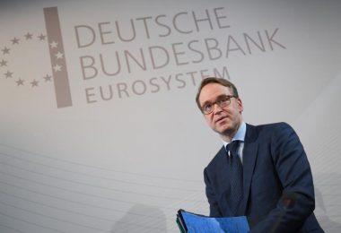 Übernahm im Mai 2011 den Posten in Frankfurt von Axel Weber: Jens Weidmann. Foto: Arne Dedert/dpa