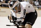 Holte die sechste deutsche Medaille bei der Bahnrad-WM in Roubaix: Joachim Eilers. Foto: Thibault Camus/AP/dpa