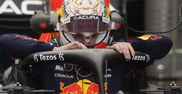 Geriet im Austin-Training mit Lewis Hamilton aneinander: Max Verstappen. Foto: Darron Cummings/AP/dpa