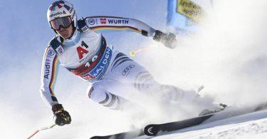 Wurde beim Weltcup-Auftakt in Söden 17.: Stefan Luitz aus Deutschland. Foto: Gian Ehrenzeller/KEYSTONE/dpa