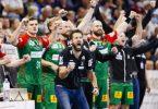 Der SC Magdeburg feierte beim THWKiel den Sieg im Spitzenspiel der Handball-Bundesliga. Foto: Frank Molter/dpa