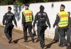 Die Münchener Polizei hat einen 17-Jährigen festgenommen. Foto: Peter Kneffel/dpa