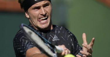 Wird nicht beim Davis Cup aufschlagen: Alexander Zverev. Foto: Mark J. Terrill/AP/dpa