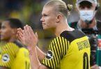 Auch ohne Top-Stürmer Erling Haaland ist der BVB gegen Ingolstadt klarer Favorit. Foto: Bernd Thissen/dpa