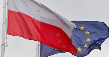 Polen soll ein tägliches Zwangsgeld in Höhe von einer Million Euro zahlen, bis das Land Vorgaben zu umstrittenen Justizreformen umsetzt. Foto: Patrick Pleul/dpa-Zentralbild/ZB
