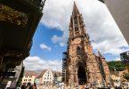 Freiburg erfreut sich sowohl bei Touristen wie auch bei Einheimischen großer Beliebtheit. Foto: Philipp von Ditfurth/dpa