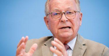 Wolfgang Ischinger warnt davor, die deutsche Beteiligung an der atomaren Abschreckung der Nato infrage zu stellen. Foto: Kay Nietfeld/dpa