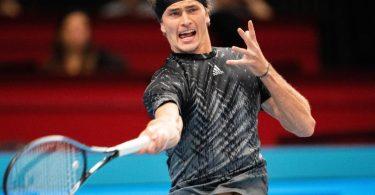 Steht in Wien im Viertelfinale: Alexander Zverev. Foto: Georg Hochmuth/APA/dpa